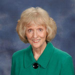 Staff Bio – Sharon Bailiff