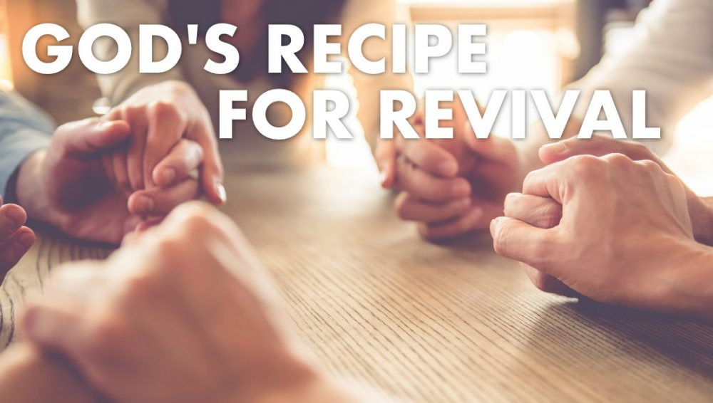 God's Recipe for Revival