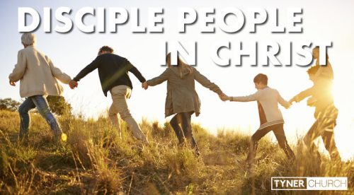 Disciple People in Christ