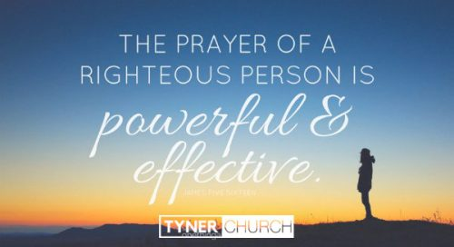 The Prayer of the Righteous