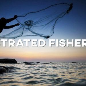 Frustrated Fishermen