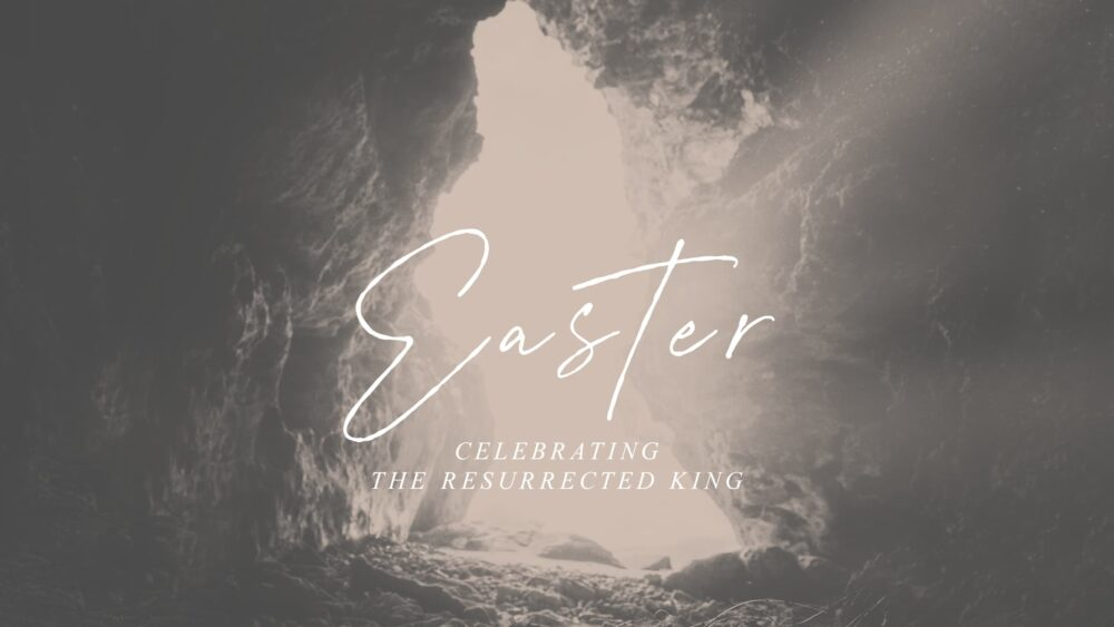 EASTER 2021 – Were You There?