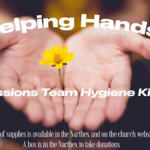 Hygiene Kits – MISSIONS