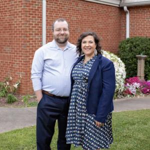 Staff Bio – Pastor Amanda Dean